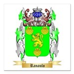 Ranaulo Square Car Magnet 3