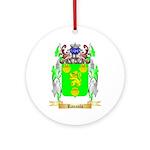 Ranaulo Round Ornament
