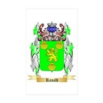 Ranald Sticker (Rectangle 50 pk)