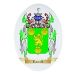 Ranald Oval Ornament