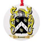 Ramsey Round Ornament