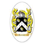 Ramsey Sticker (Oval 50 pk)