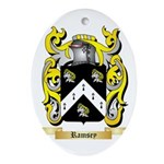 Ramsey Oval Ornament
