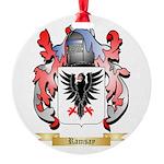 Ramsay Round Ornament
