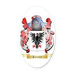 Ramsay Oval Car Magnet