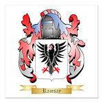 Ramsay Square Car Magnet 3