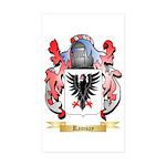 Ramsay Sticker (Rectangle 50 pk)