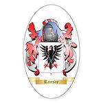 Ramsay Sticker (Oval)