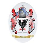 Ramsay Oval Ornament