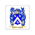 Rampling Square Sticker 3