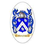 Rampling Sticker (Oval)