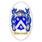 Rampling Sticker (Oval 50 pk)