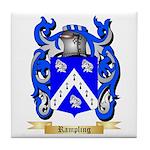 Rampling Tile Coaster