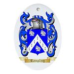 Rampling Oval Ornament