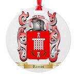 Ramos Round Ornament