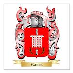 Ramos Square Car Magnet 3