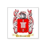 Ramos Square Sticker 3