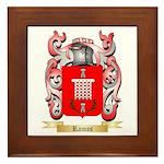Ramos Framed Tile