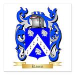 Ramm Square Car Magnet 3