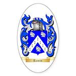 Ramm Sticker (Oval 10 pk)