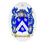 Ramm Oval Ornament