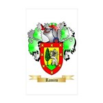 Ramiro Sticker (Rectangle 50 pk)