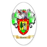 Ramiro Sticker (Oval 10 pk)
