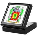 Ramirez Keepsake Box