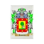 Ramirez Rectangle Magnet (100 pack)