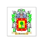 Ramirez Square Sticker 3