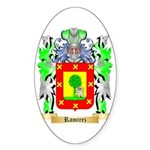 Ramirez Sticker (Oval 10 pk)