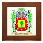 Ramirez Framed Tile