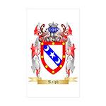 Ralph Sticker (Rectangle 10 pk)