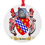 Ralley Round Ornament