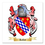 Ralley Square Car Magnet 3