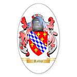 Ralley Sticker (Oval 10 pk)