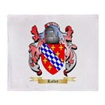 Ralley Throw Blanket