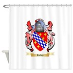 Ralley Shower Curtain