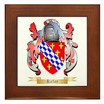 Ralley Framed Tile