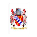 Raleigh Sticker (Rectangle)