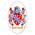 Raleigh Sticker (Oval 50 pk)