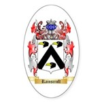 Rainscroft Sticker (Oval 50 pk)