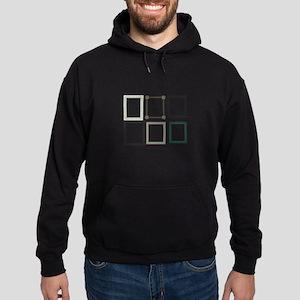 Artistic Frames Hoodie (dark)
