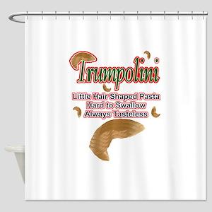 Trunpolini Shower Curtain