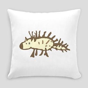 Porcupine Everyday Pillow