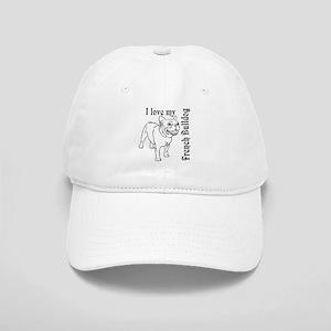 I Love my Dog Cap
