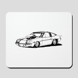 Maserati Quattroporte Mousepad