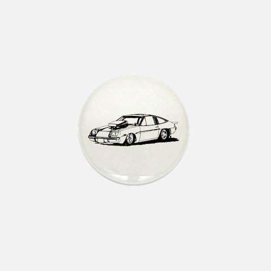 Maserati Quattroporte Mini Button