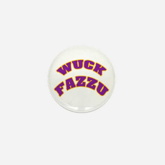 WUCK FAZZU Mini Button