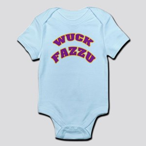 WUCK FAZZU Infant Bodysuit